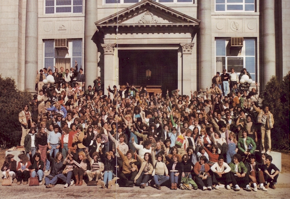 Cranston High School Class of 1981. Point your cursor to zoom - use mouse
